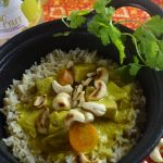 Curry con Bio Jackfruit