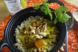 Curry con Jackfruit