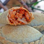 Empanadillas caseras de Bio Jackfruit