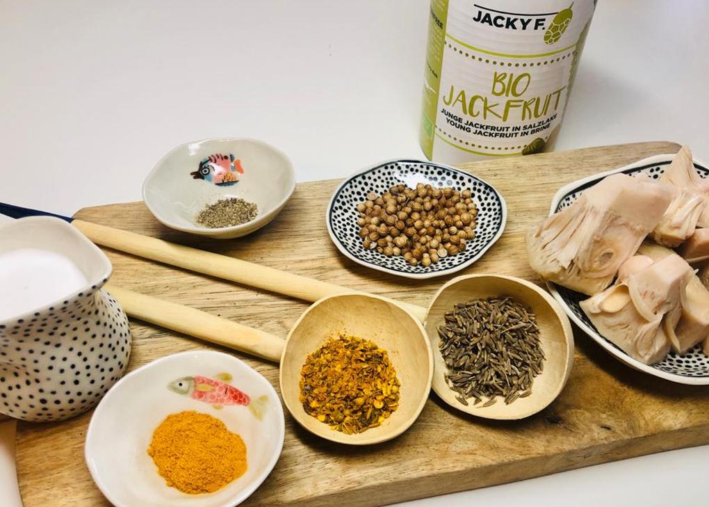 Kai Satay con Bio Jackfruit