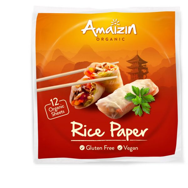 Papel de arroz eco