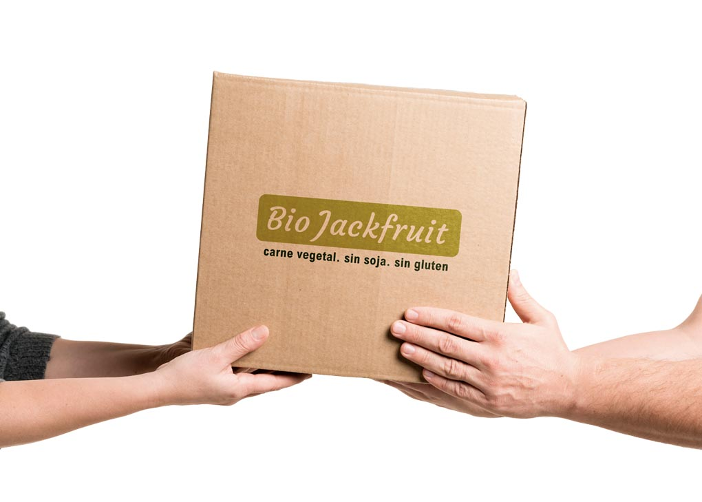 dónde enviamos jackfruit