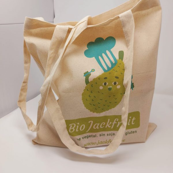 producto detalle hombre con imagen bolsa de tela jackfruit